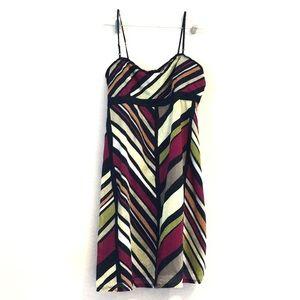 Gap Sweetheart Neck Cotton Summer Dress